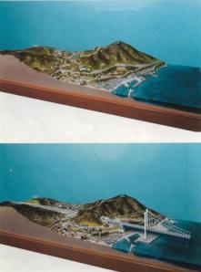 Rencana Jembatan Selat Sunda