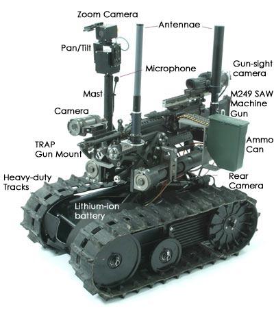 military robot 1