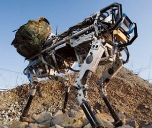 robot sherpa